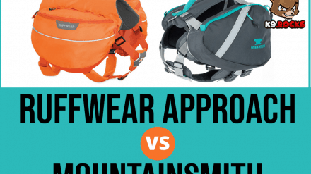 Ruffwear Approach vs Mountainsmith