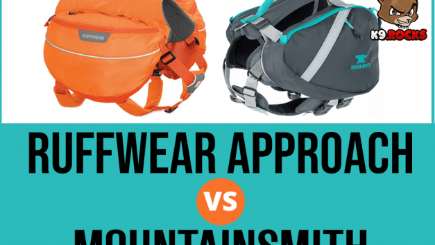 Ruffwear Approach vs Mountainsmith