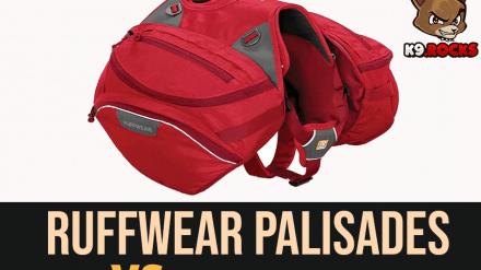 Ruffwear Palisades vs Approach